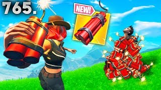 *NEW* DYNAMITE BEST PLAYS..!!! Fortnite Funny WTF Fails and Daily Best Moments Ep. 765