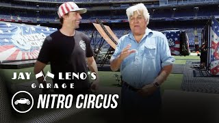Jay Leno, Travis Pastrana, And The Nitro Circus | Jay Leno's Garage