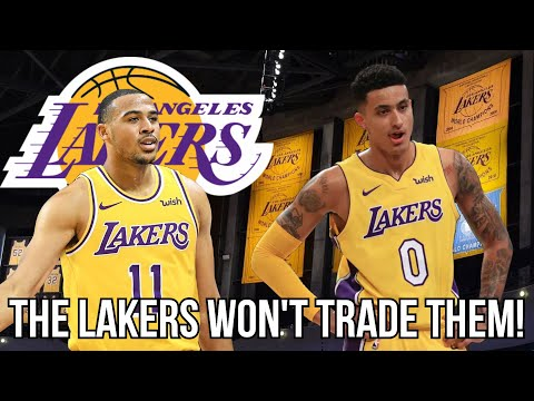 Here's WHY the Los Angeles Lakers REFUSE to Trade Kyle Kuzma and Talen Horton Tucker! Lakers Future?