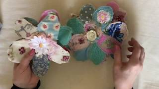 Surprise at the end Hippy Flowers Tutorial xx