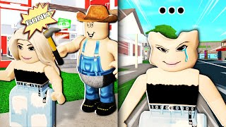 Roblox admin ruins her... she'll never online date again 😔