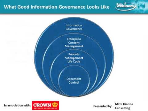 Who is responsible for information in the new data world?