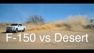 F-150 LARIAT FX4 ECOBOOST VS DESERT