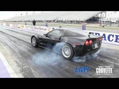 Fastest ZR1 in the World - 9.68@147mph