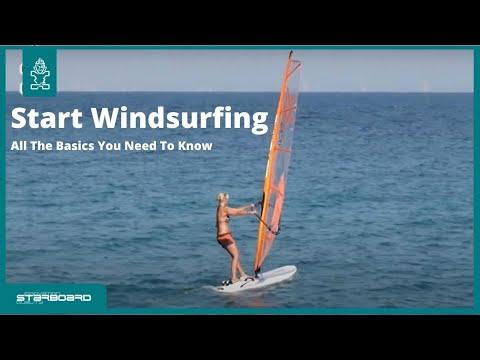 Start Windsurfing