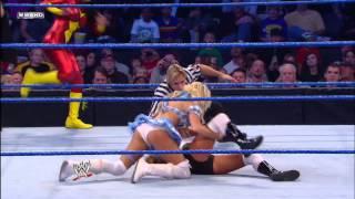Kelly Kelly, Melina & The Bella Twins vs. Team Lay-Cool, Rosa Mendes & Alicia Fox: SmackDown, Octobe