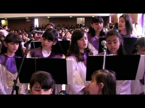 TOMA MI VIDA (canto de ofertorio).mpg