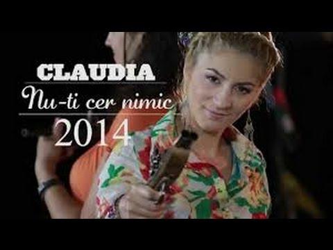 Claudia - Nu ti cer nimic