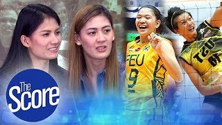 Santiago Sisters on Biggest UAAP Rivals, Best 'Swag' Moments | The Score