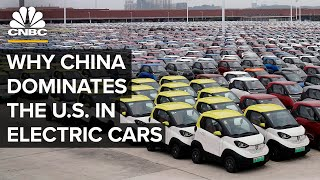 Why China Is Beating The U.S. In Electric Vehicles