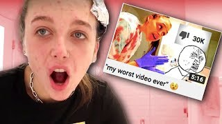 uh oh! Emma Chamberlain made fans mad AGAIN and now she's mad!