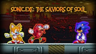 TAILS AND KNUCKLES SURVIVED!! | Sonic.EXE: The Saviors of Soul [DEMO]