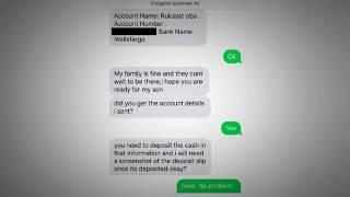Almost Got Scammed $5,000 - Craigslist Babysitter Scam
