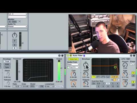 Tracks Interact 2: Ableton Live Sidechain Autofilter