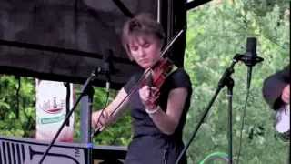 Faded Love melody- ETSU Bluegrass Pride Band, Bluegrass On Broad 8/29/14