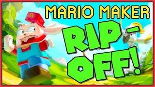 Super Mario Maker Rip-Off! - Box Maker