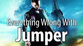 Everything Wrong With Jumper In 17 Minutes Or Less