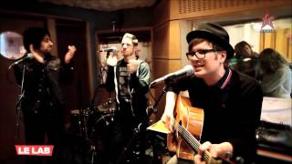 Fall Out Boy - My Songs Know What You Did In The Dark - Acoustic