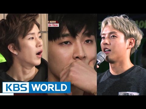 Let's Go! Dream Team II | 출발드림팀 II : Vault Jump Special! (2015.01.01)