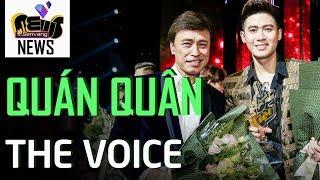 Vượt qua Lâm Bảo Ngọc, Đức Thịnh - team HLV Tuấn Ngọc đăng quang quán quân The Voice 2019