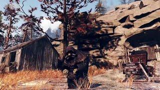 Fallout 76: Base Building Trailer - E3 2018