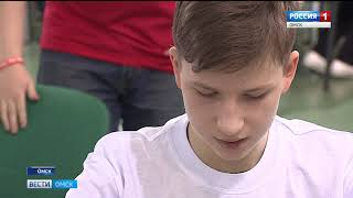 В Омск съехались лучшие юные инженеры Западной Сибири