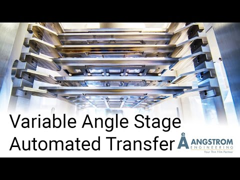 Variable Angle Stage - Automated Transfer