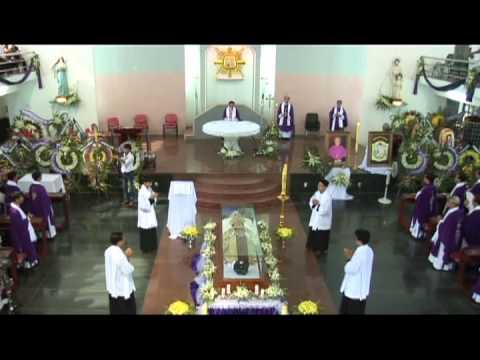 Lễ tang đức cố giám mục Giuse Hoàng Văn Tiệm full 1