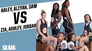 CHARADES with the 2019 SLAM High School All-Americans