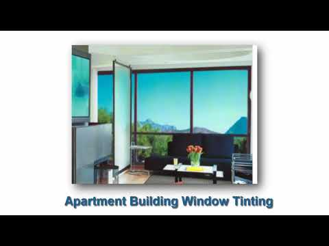 Commercial and Residential Tinting