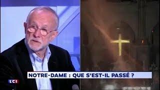 Notre Dame de Paris interview complet Mr  Benjamin Mouton Architecte en Chef 2000 -2013.