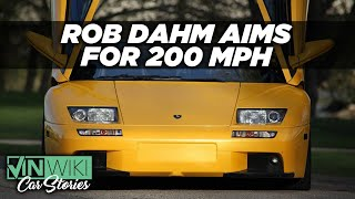Can a 20 year old Diablo really do 200 mph?
