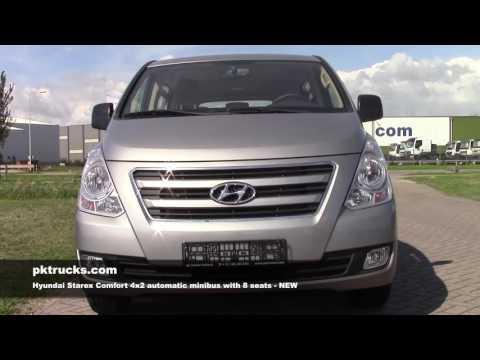 div3767 Hyundai Starex Comfort Minibus