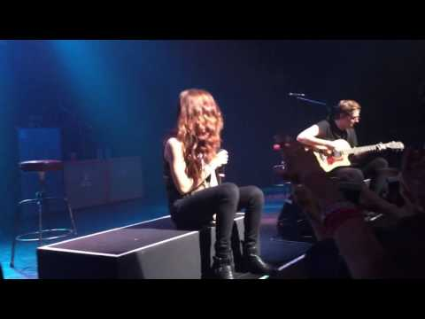 Cold Water & Loveyourself justinbieber cover by Against The Current InOurBones WorldTour In Japan