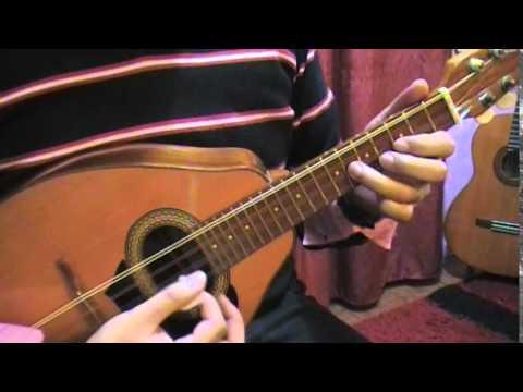 Nada es imposible para Dios 2da voz mandolina