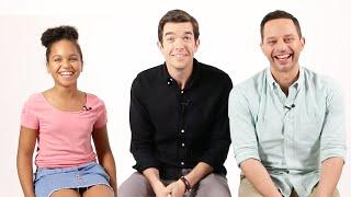 Nick Kroll & John Mulaney Give Teens Puberty Advice