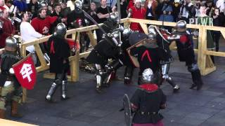 The beauty of medieval combat - Final of PLWR season 2013/2014
