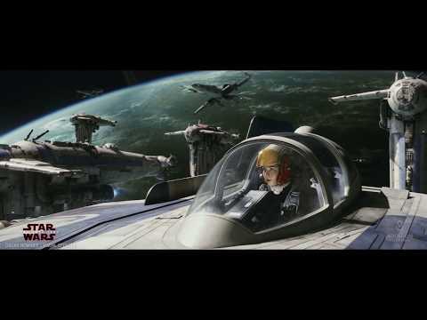 Star Wars Last Jedi - Vizuálne efekty