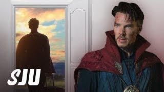 Marvel Loses Doctor Strange Director   SJU
