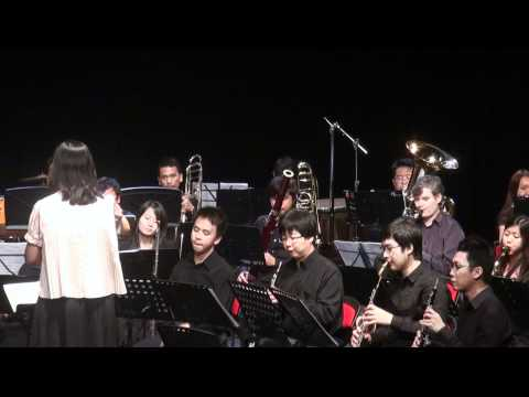 klpac Symphonic Band ~ Peacock Dance