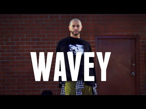 CliQ - Wavey - ft Alika - Choreography by Brian Friedman - #TMillyTV