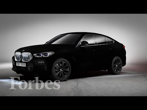 BMW Debuts World's Darkest Car; Facebook Rolls Out Dating App In U.S. | Forbes Flash