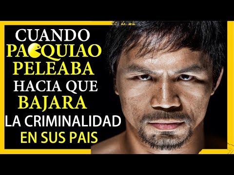 El Boxeador que REGALO 1000 Casas de su propio Dinero | Historia de Manny Pacquiao Así Vive Hoy