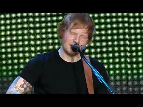 Baixar Ed Sheeran - Thinking Out Loud (Summertime Ball 2014)
