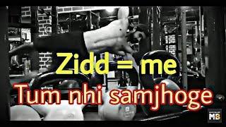 Tum Nahi Samjhoge Hindi version  presented by MuscleBlaze