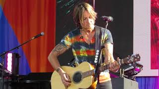 """Keith Urban """"We Were"""" (Acoustic) Live at Good Morning America"""