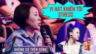 KHÔNG CÓ TRÊN SÓNG I Hát hit Sơn Tùng M-TP, học trò Hoàng Thùy Linh bị Nhà báo chấn chỉnh