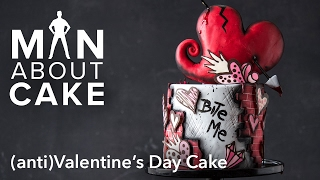 (man about) Anti-Valentine's Day Cake | Man About Cake with Joshua John Russell