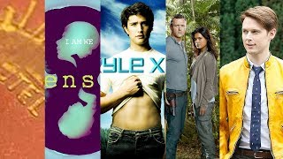 My Favorite Cancelled TV Shows (yes, I know, sad topic)