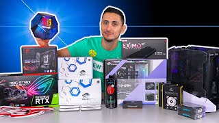 Building The Most Powerful Mini-ITX Water-cooled Gaming PC